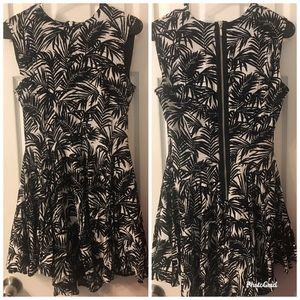 H&M Fit & Flare Dress